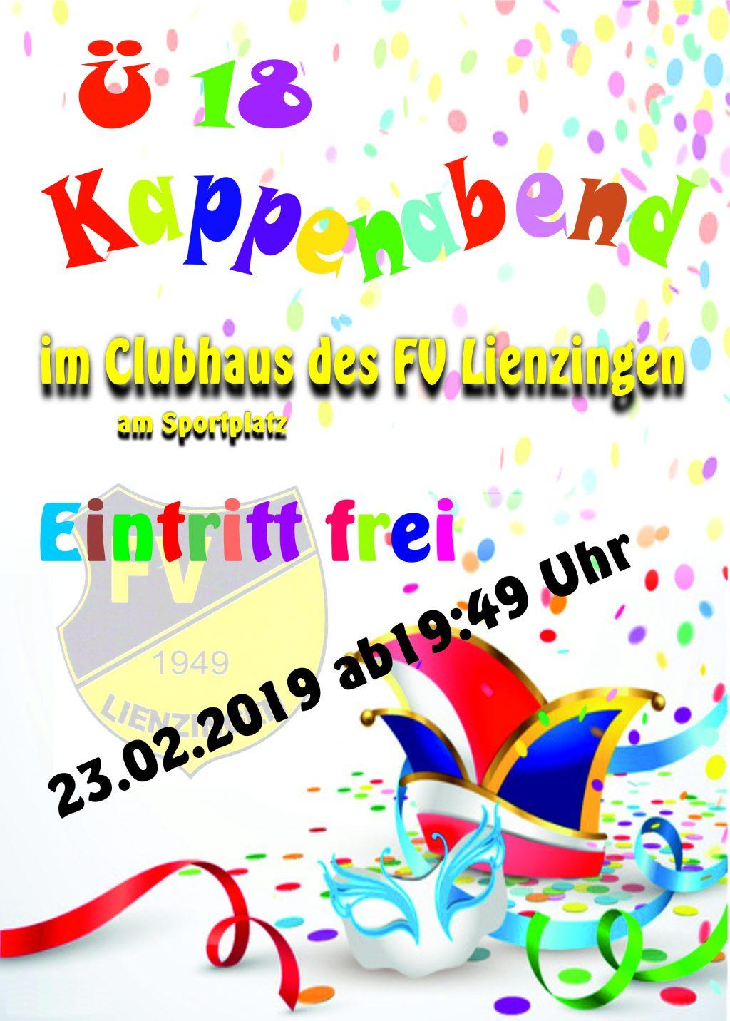 Kappenabend 2019